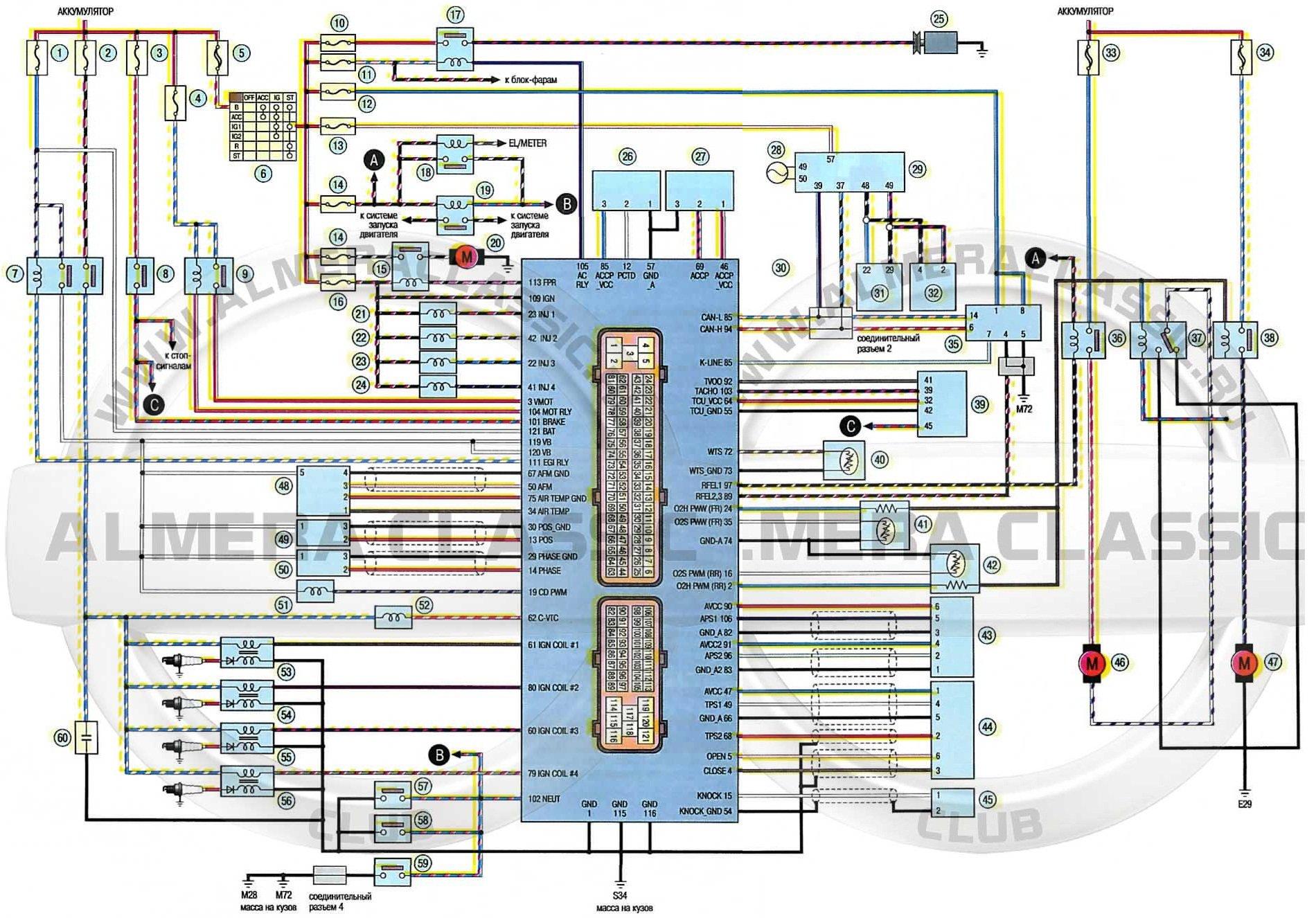 Блок управления двигателем своими руками