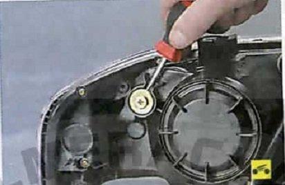 Регулировка света фар на ниссан альмера классик своими руками 10